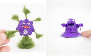YouTube: artista enseña cómo hacer pokémones con plastilina