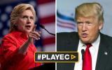 Clinton ganó el debate para el 72% de lectores de El Comercio