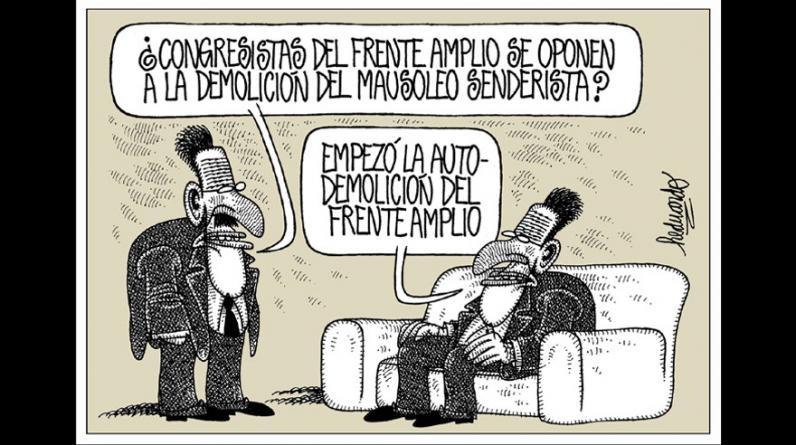 Heduardicidios. Viñeta de Heduardo publicada el 27-09-2016.