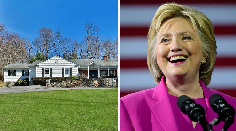 Resultado de imagen para Hillary Clinton nueva casa