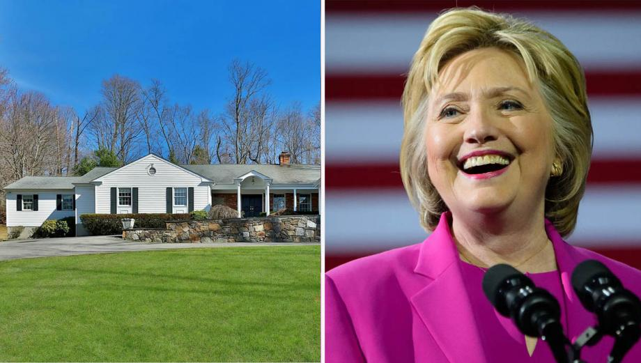 Conoce la nueva casa que compró Hillary Clinton