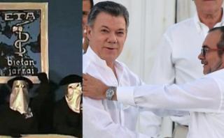 ETA pide a España y Francia acuerdo de paz como el de Colombia