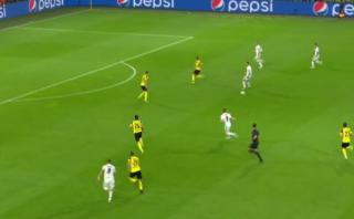 Golazo de Real Madrid: taco de Bale y derechazo de Cristiano