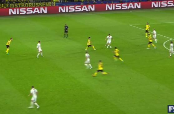 CUADROxCUADRO: espectacular contragolpe y gol de Real Madrid