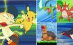Pokémon: las criaturas que Ash usó en la Liga Hoenn