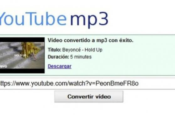 YouTube mp3: ¿por qué las disqueras lo han demandado?