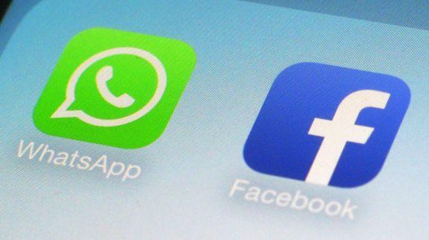 Facebook apelará medida contra uso de datos de WhatsApp