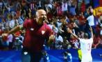 Sampaoli se volvió loco con gol de Sevilla en Champions [VIDEO]