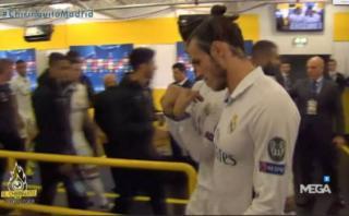 Cristiano Ronaldo criticó error de Keylor Navas con este gesto