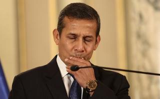 Humala fue denunciado por supuestos aportes de mineros ilegales
