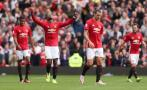Manchester vs. Zorya: En Old Trafford por Europa League