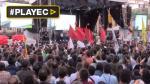Así celebró Colombia la firma de la paz entre Gobierno y FARC - Noticias de alfonso reyes