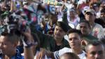 Colombia-FARC: El inédito festejo de miles de guerrilleros - Noticias de sabana santa