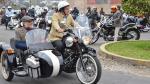 Así se vivió el paseo de motos clásicas en Lima [FOTOS] - Noticias de surco san borja