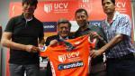 Roberto Palacios fue presentado como nuevo gerente de la UCV - Noticias de roberto angeles