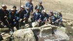 Cusco: hallan restos de altar inca en ribera de río Vilcanota - Noticias de vía de evitamiento