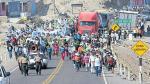 Arequipa: Islay quedó paralizada en el primer día de protestas - Noticias de paro minero en arequipa