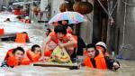 La destrucción que deja el tifón Megi en China y Taiwán [FOTOS] - Noticias de tifon