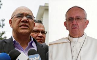 Venezuela: Oposición pide al papa Francisco mediar en diálogo