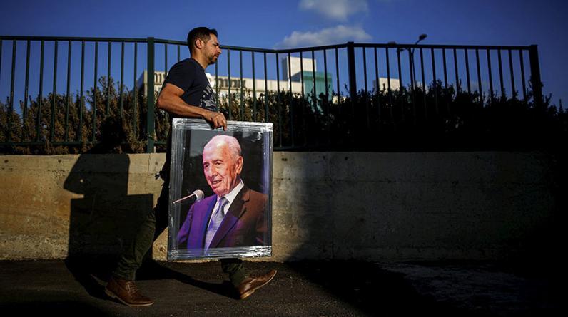 El ex presidente de Israel y premio nobel de la Paz Shimon Peres falleció a los 93 años tras haber empeorado su situación después de dos semanas hospitalizado. (REUTERS)