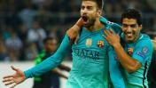 Barcelona remontó y venció 2-1 al Mönchengladbach por Champions