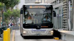 Señor de los Milagros: desvíos en Metropolitano y corredor TGA