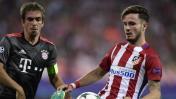 Atlético venció 1-0 a Bayern Múnich por la Champions League
