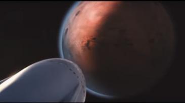 SpaceX: conoce la nave que podría llevarnos a Marte [VIDEO]