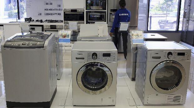 Lavadoras Samsung podrían explotar