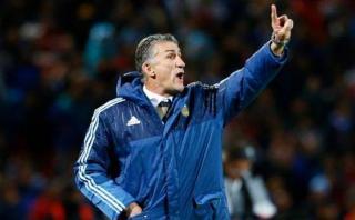 Bauza convocó a reemplazos de Messi y lesionados de Argentina