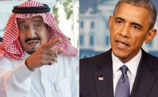 Arabia Saudí advierte a EE.UU. sobre riesgos de ley del 11-S