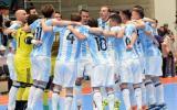 Futsal: Argentina eliminó a Portugal y jugará final del Mundial