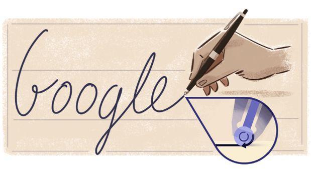 Ladislao José Biro: Google y su homenaje al padre del bolígrafo