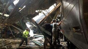 Nueva Jersey: Un muerto y más de 70 heridos deja choque de tren