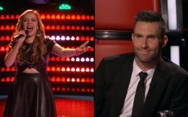 The Voice: joven cantó tema de Selena y conquistó a Adam Levine