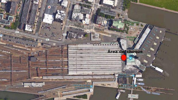 (Foto: Google Maps/El Comercio)