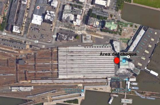 Nueva Jersey: Un muerto y 75 heridos deja choque de tren