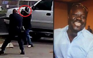 Afroamericano abatido apuntó a policías con cigarro electrónico