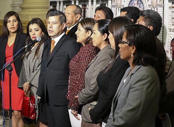 Fuerza Popular: ¿cómo actuó en la delegación de facultades?