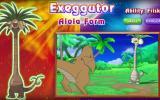 Pokémon Sol y Luna: el nuevo movimiento del Exeggutor de Alola