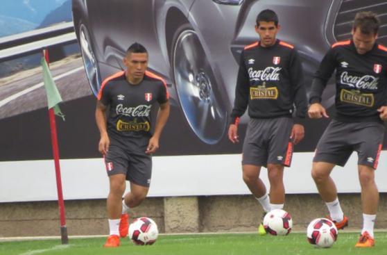 Selección peruana: las fotos del primer entrenamiento en Videna