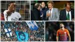 Lado B: episodios de la Champions que la TV no enfocó [FOTOS] - Noticias de ardan turan