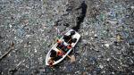 El Mediterráneo acumula 1.455 toneladas de residuos plásticos - Noticias de contaminación