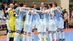 Futsal: Argentina eliminó a Portugal y jugará final del Mundial - Noticias de ronda cero
