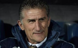 """Bauza: """"Mi sueño es ganar la Copa del Mundo con Argentina"""""""