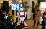 RobotMan, el primer robot vigilante del país