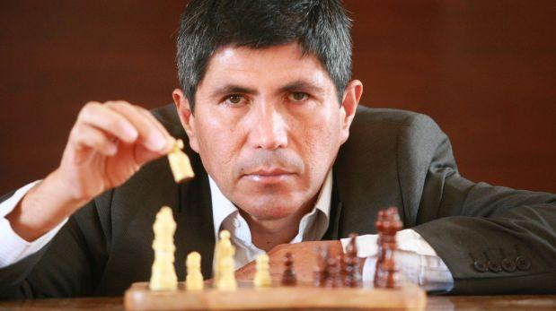 """Julio Granda calificó de """"burla"""" acto de IPD con ajedrecistas"""