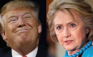 El as bajo la manga de Trump: Las infidelidades de Bill Clinton