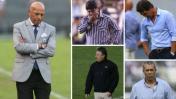 Fútbol peruano: Mosquera y otros técnicos despedidos en el 2016
