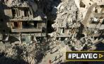 """Siria: Alepo sufre """"catástrofe humanitaria nunca antes vista"""""""